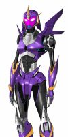 Tali-transformer by spaceMAXmarine
