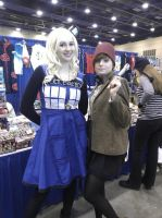 Zenkaikon 2013 Doctor Who by Shadowamarilis