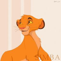 Simba by Juffs