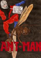 ant man leader by The-Fire-Dog