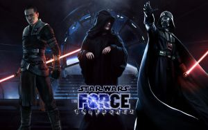 Star Wars: The Force Unleashed by TheSumu