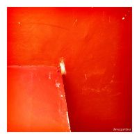 Peel an orange square by davespertine