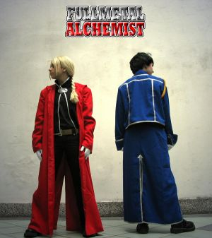 full metal alchemist cosplay shape