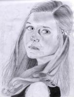 Bonnie wright by Lidia6277