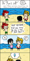 KH: The Sea's Salt by Ninibear
