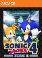 Sonic 4:Ep2 Box Art (OST In Description) by Silversonicvxd