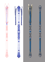pole-daoR2F(1) with diagrams color by awesome-ersauce