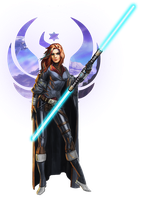 Angel of the Old Republic by FayBycroft