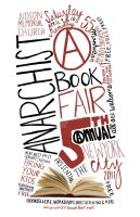 NYC Anarchist Book Fair Poster by marigoldwithersaway