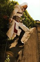 AC Brotherhood- Ezio Cosplay 6 by LadyBad