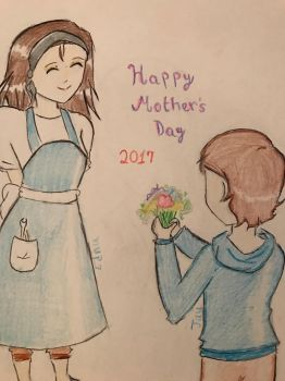 Happy Mothers Day :) by Kat1007