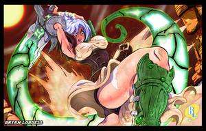 League of Legends: Riven by Bryan-Lobdell