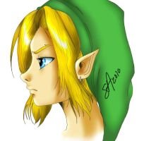Link - Tablet Practice by beezasaurus
