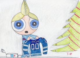 Bash and His Jets Jersey by WingDiamond