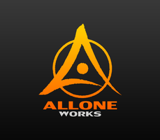 Allone-Works by Ps1k
