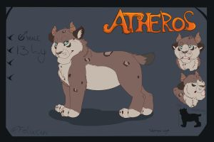 Atheros ref sheet by Felixcani