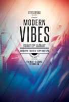 Modern Vibes Flyer by styleWish