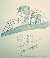 Pocky by GoldenDragonSlayer