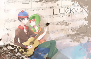[sp style] Lucky by Outsidethelightcone