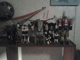 Bot's line up by G1-Ratbat