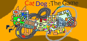 CatDog: The BoardGame by conlimic000