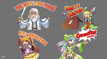 Brave Frontier - Raid Stickers by litkung