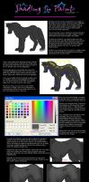 OLD Tutorial: Shading in Paint by munschk