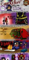 The Colorful Ganondorf Meme by HeartStringsXIII