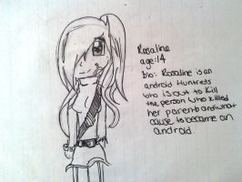 Rosaline by Claddle