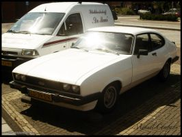 1980  Ford Capri by compaan-art