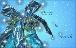 PEACE ON EARTH TO ALL by 1arcticfox