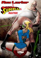 Rex Lustor is Supergal's Master! by DrVillain
