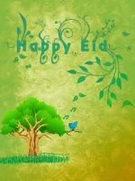 Happy Eid.. by ihsaniye