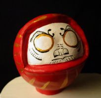 Daruma Doll by Seabelly