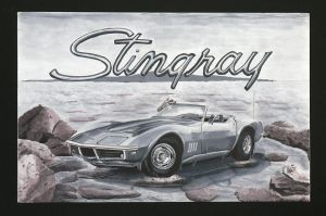 Stingray by FreakInABox
