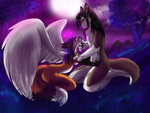 In love with You .:Cms:. by WolfRoxy