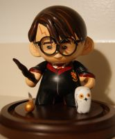 Harry Potter Custom Munny by RocketboyCustoms