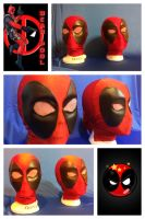 GCC Deadpool Masks by Cadmus130