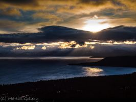 Lake Tahoe Sunset 5 by MartinGollery