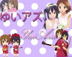 YuiAzu Wallpaper by ThatNekohacker