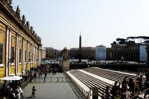 St. Peter's Square by Roux-m