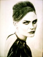Emily Deschanel by wastedlove13