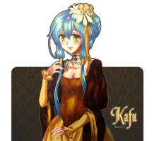 [UTAU] Lady Kafu by Nii-hon