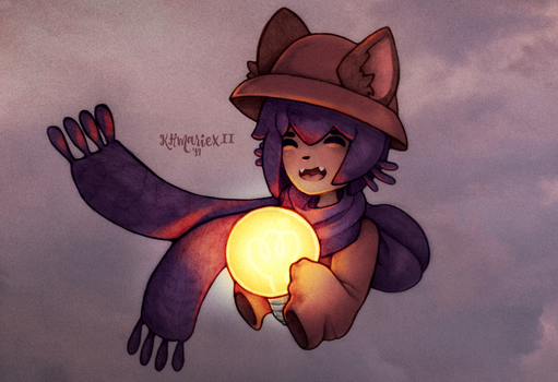 [Commission] Niko - Oneshot by KHMarieXII