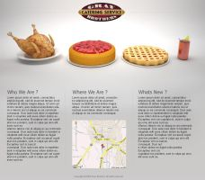 Grays Brothers 3D website by saltshaker911