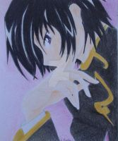 Lelouch Lamperouge by Chauler
