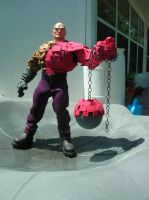 The ABSORBING MAN!!! by TBolt66