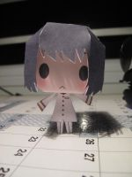 Hetalia: Japan Papercraft by mirver