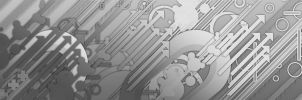 Grey Header by Phr33kSh0