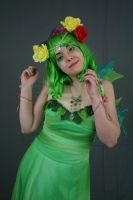 Leaf Fairy 22 by MajesticStock